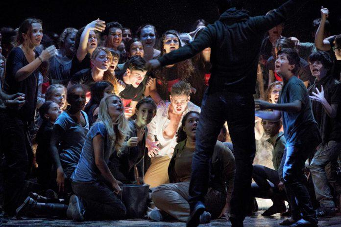 Le Monstre du Labyrinthe – Festival d'Aix-en-Provence 2015