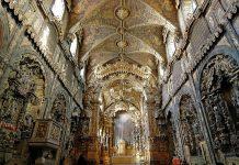 Igreja de Santa Clara no Porto