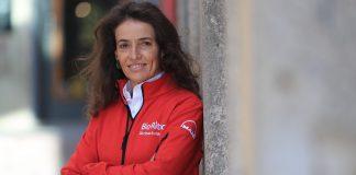 Elisabete Jacinto, piloto da equipa Bio-Ritmo