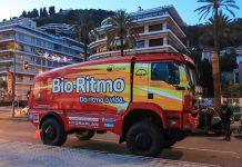 Equipa Bio-Ritmo ao Africa Race