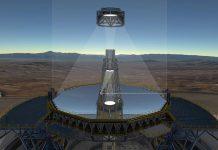 ESO contrata fornecimento de espelhos e sensores do ELT
