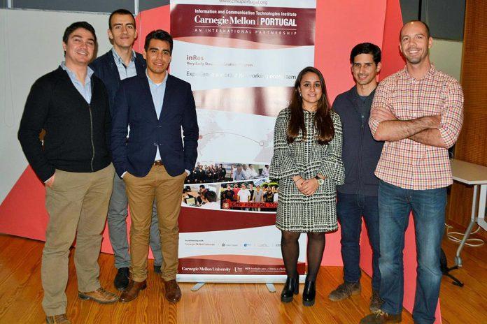 Carnegie Mellon Portugal inRes distingue modelo de negócio em veículos remotos