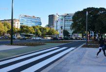CML corta trânsito para lisboetas descobrirem 'Nova praça do Saldanha'