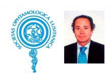 Manuel Monteiro-Grillo, Presidente da Sociedade Portuguesa de Oftalmologia.