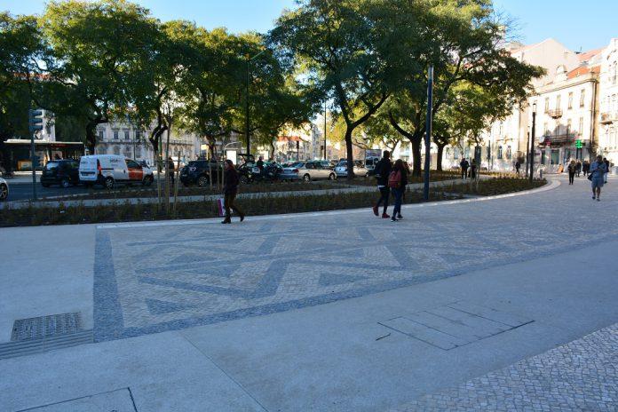 Praça Duque de Saldanha, Lisboa