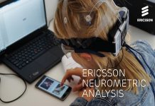 Ericsson usa neurociência para análise de emoções