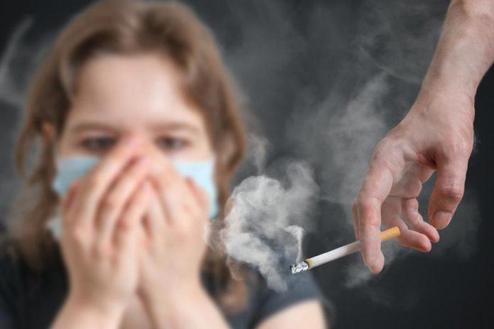 Fumadores passivos