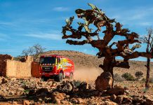 Rali Morocco Desert Challenge, equipa portuguesa