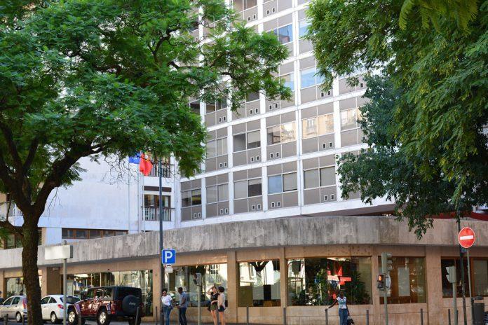 Edifício do Ministério da Educação, em Lisboa