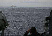 Marinha vigiou passagem de navio russo por águas nacionais