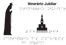 Guião em Braille 'Itinerário Jubilar'