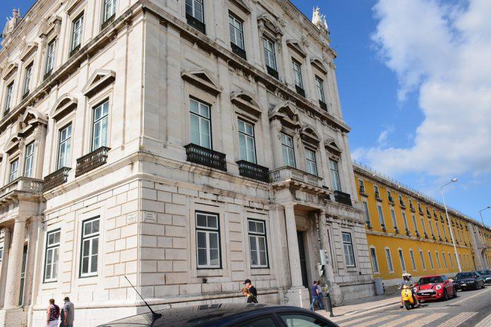 Edifício do Ministério das Finanças
