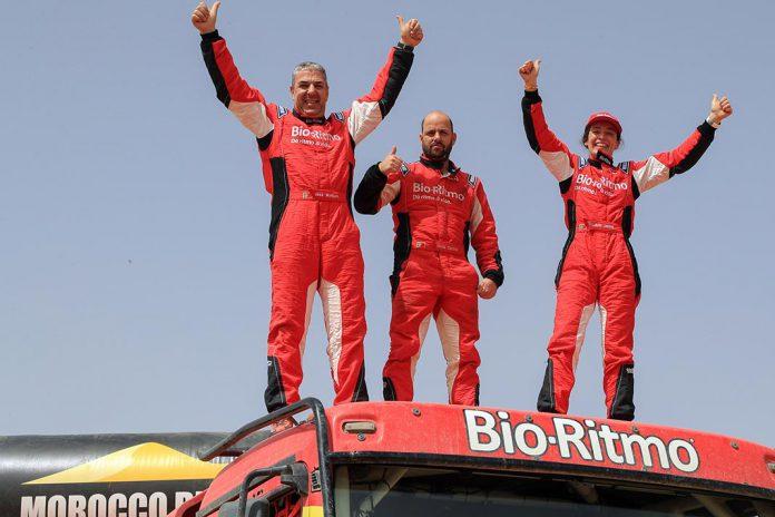 Equipa Portuguesa Bio-Ritmo termina Morocco Desert Challenge em terceiro entre os camiões