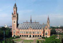 Sede do Tribunal Permanente de Arbitragem, em Haia, na Holanda