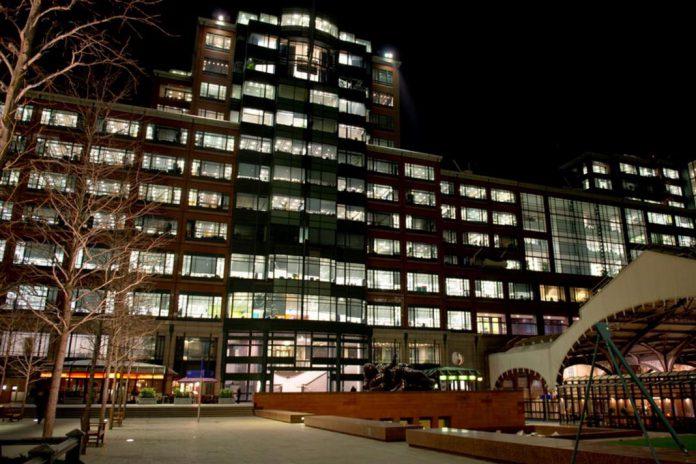 Sede do BERD, em Londres