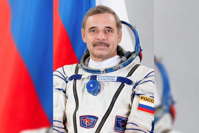 Mikhail Kornienko, cosmonauta russo