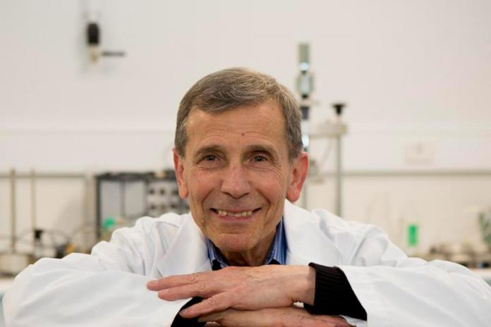 Abbas Mohajerani, investigador da RMIT University, Melbourne, Austrália