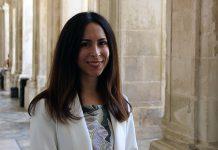 Cristiana Duarte, investigadora da Universidade de Coimbra