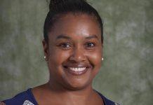 Miesha Marzell, investigadora nas Universidades de Binghamton e do Estado de Nova Iorque