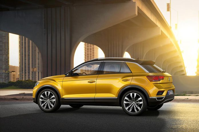 SUV da Volkswagen T-Roc