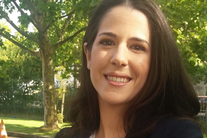 Mónica Almeida, médica da Unidade Psiquiátrica Privada de Coimbra