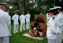 Marinha presta homenagem ao marinheiro Dionísio Esteves em St. John´s, no Canadá