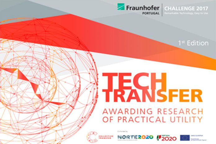 Prémio Fraunhofer Portugal Challenge 2017 – Tech Transfer