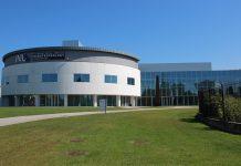 o Laboratório Ibérico Internacional de Nanotecnologia (INL), em Braga