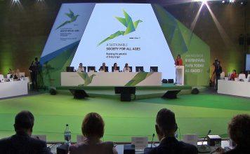 Conferência Ministerial da UNECE, em Lisboa