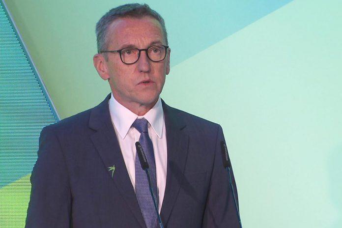 Heinz Koller, Diretor Regional da Organização Internacional do Trabalho para a Europa e Ásia Central