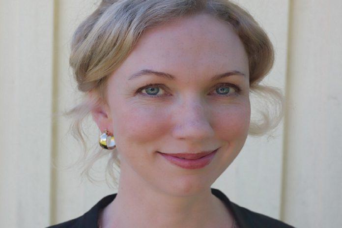Marie Eckerström, investigadora
