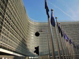 Edifício da Comissão Europeia em Bruxelas