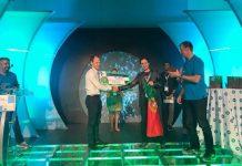 Francisco Duarte recebe prémio ClimateLaunchpad