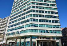Ministério do Trabalho, Solidariedade e Segurança Social, em Lisboa