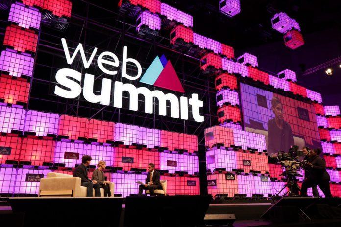 Mulheres em força na Web Summit