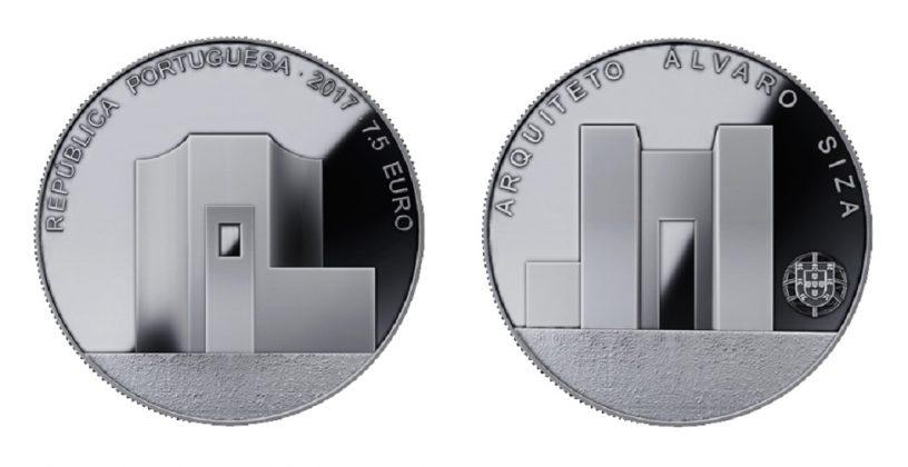 Moeda Comemorativa República Portuguesa 2017