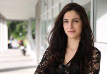 Bruna Tavares, vencedora do prémio científico REN