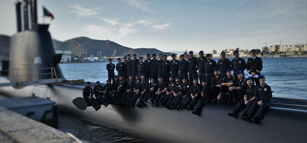Submarino da Marinha portuguesa, NRP Arpão