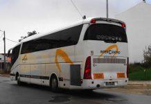 autocarro da empresa Internorte/Intercentro