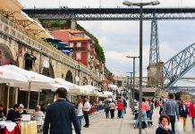 Atividade económica, Porto