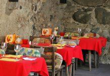 Sala de restaurante