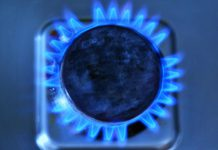 Gás natural doméstico