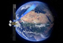 Sentinel-2 a transmitir dados por laser