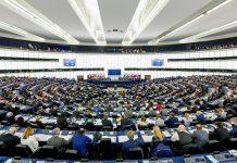 Eleição do novo Presidente do Parlamento Europeu.