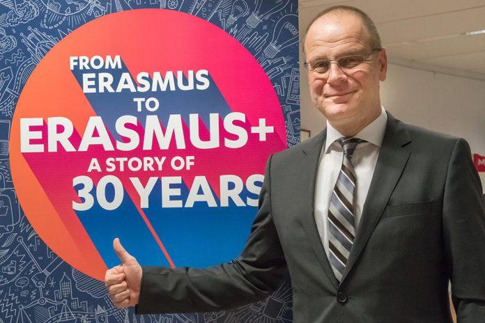 Erasmus+ com número recorde de participantes