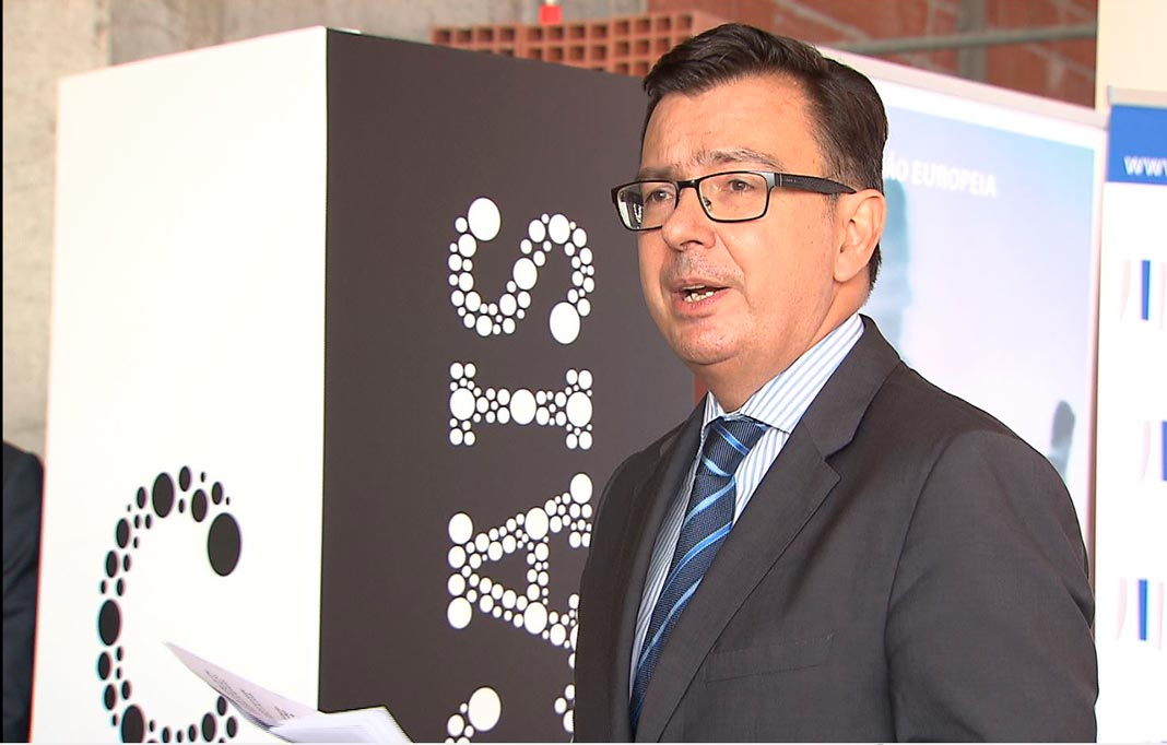 Román Escolano, Vice-Presidente do BEI