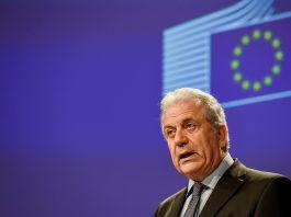 Dimitris Avramopoulos, Comissário Europeu