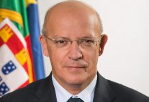 Ministro dos Negócios Estrangeiros português na bienal de Luanda