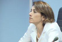 Constança Urbano de Sousa, Ministra da Administração Interna
