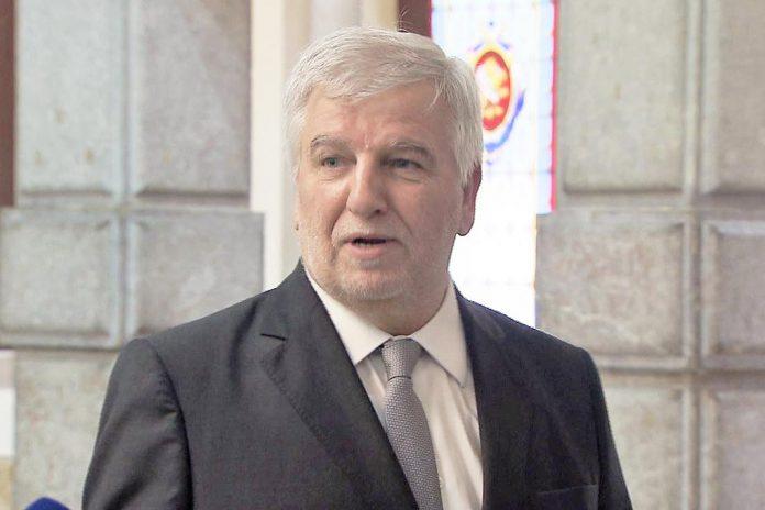 Jorge Gomes ex-Secretário de Estado da Administração Interna. Foto: TVEuropa